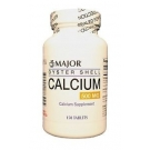Major Oyster Calcium 500mg Tablets 150ct