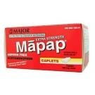 Mapap Acetaminophen 500mg Caplet 100ct