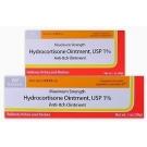 Actavis Hydrocortisone Ointment, 1%, Anti-Itch, Maximum Strength, 1oz