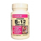 Vitamin B-12 250mg Tablets