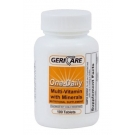Geri-Care Daily Multivitamin Formula with Minerals - 100 Tablets