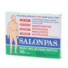 Salonpas Pain Relieving Patch - 20ea