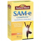 Nature Made SAM-e Complete 200mg Tablets - 24ct