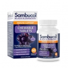 Sambucol Black Elderberry Immune Support Chewable Tablets- 60ct