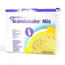 Scandishake Powder, Vanilla, 4 packets, 3oz each