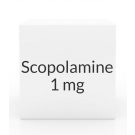 Scopolamine 1mg/3 Day Patch
