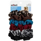 Scünci Hair Twisters, 6ct- 3 Packs (Colors May Vary) ** Extended Lead Time **
