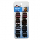 Scünci 3 Prong Jaw Clips, 8ct- 3 Packs ** Extended Lead Time **