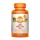 Sundown Naturals Krill Oil 1000 mg Dietary Supplement Softgels - 60ct