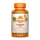 Sundown Naturals Turmeric 500mg, Capsules, 90ct