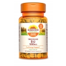 Sundown Naturals Vitamin B12 Tablets, 1000mcg, 120ct