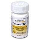 Senna Natural Vegetable Laxative, 8.6mg, 1000 Tablets