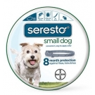 Seresto 8 Month Flea & Tick Prevention Collar for Small Dogs***Processing Time 7 - 10 Days***