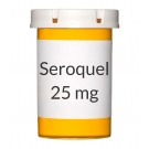 Seroquel 25mg Tablets
