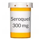 Seroquel 300mg Tablets