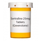 Sertraline 25mg Tablets (Greenstone)
