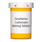 Sevelamer Carbonate 800mg Tablets