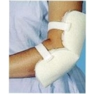 Sheepette Synthetic Sheepskin Elbow Protectors D5006