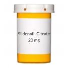 Sildenafil 20 mg Tablets