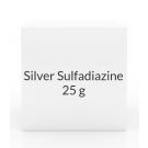 Silver Sulfadiazine 1% Cream- 25g (Greenstone)