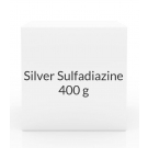 Silver Sulfadiazine 1% Cream- 400g Jar (Greenstone)