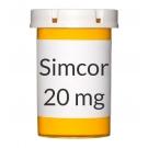 Simcor 1000-20mg Tablets