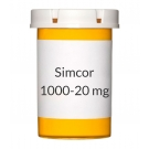 Simcor 1000-20mg Tablets
