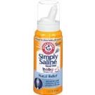 Simply Saline Sterile Saline Nasal Mist For Baby- 1.5oz