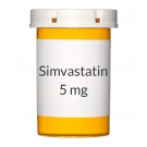 Simvastatin 5mg Tablets