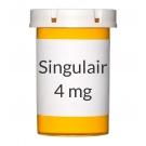 Singulair 4mg Chewable Tablets