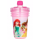 The First Years Disney Princess Take & Toss Sippy Cups, 10oz - 3ct