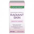 Optimal Solutions® Radiant Skin Ceramoside Softgels - 40ct