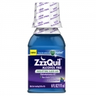 ZzzQuil Alcohol Free Nighttime Sleep Aid, Alcohol Free, Mango Berry - 6.0 oz