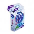 Solves Strips Melatonin Sleep Aid Dissolvable Strips, Peppermint- 1 Box (10 Strips)