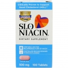 Slo-Niacin 500mg Tablet 100ct (Magna)
