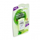Solves Strips Alpine Crisp Breath Freshener Dissolvable Strips, Spearmint- 1 Cassette (24 Strips)