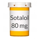 Sotalol 80mg Tablets