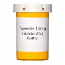 Taperdex 1.5mg Tablets- 21ct Bottle
