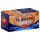 St. Joseph Safety Coated Aspirin 81 mg Tablets - 200ct