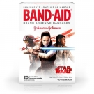 Band-Aid Adhesive Bandages, Star Wars Characters, Assorted Sizes- 20ct