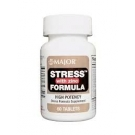 Stress Vitamin Supplement with Zinc - 60 Tablets