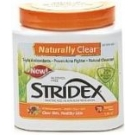 Stridex Natural Alcohol Free 70ct