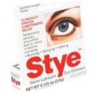 Stye Sterile Lubricant Eye Ointment - .125oz