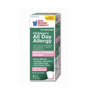 GNP Allergy All Day Cetirizine, Sugar Free, Bubblegum- 4oz