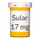 Sular 17mg Tablets