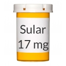 Sular 17mg Tablets