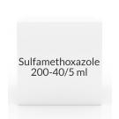 Sulfamethoxazole/TMP SS 200 - 40/5ml 473ml (Cherry)