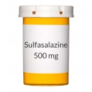 Sulfasalazine 500 mg Tablets