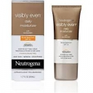 Neutrogena Visibly Even Daily Moisturizer Lotion with SPF 30 - 1.7 fl oz