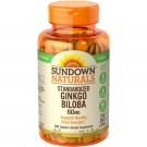 Sundown Naturals Ginkgo Biloba 60 mg Tablets - 200ct